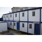 Модульные здания (мобильные здания) фото