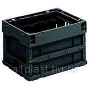 Складной антистатический ящик с блокировкой фото