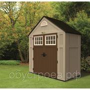 Домик садовый (ШхГхВ) 213см x 92см x 245см фото