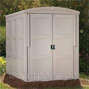 Хозблок шкаф садовый (ШхГхВ) 170см x 236см х 210см фото