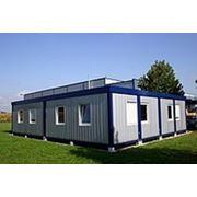 Производство модульных зданий фото