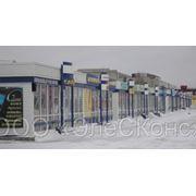 Производство быстровозводимых торговых павильонов фото