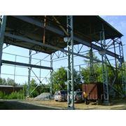 Строительные металлоконструкции (АНГАР) фото