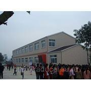 Быстровозводимые здания школ с внутренней отделкой фото