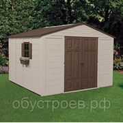 Домик садовый (ШхГхВ) 315см x 315см х 230см фото