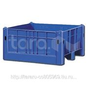 Пластиковый контейнер (Box Pallet) арт. 11-112-LA (540) фото