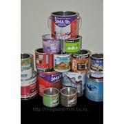 Жестяные банки для лакокрасочных материалов и литография на заказ фото