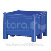 Пластиковый контейнер (Box Pallet) арт. 11-10D-NA фото