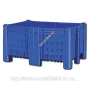 Пластиковый контейнер (Box Pallet) арт. 11-160-NM фото