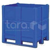 Пластиковый контейнер (Box Pallet) арт. 11-100-НА (1140) фото