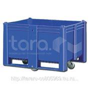 Пластиковый контейнер (Box Pallet) арт. 11-100-WА вариант 2 фото