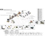 XZB Автоматические линии для упаковки в картонные коробки фото