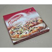 Коробка под пиццу и пироги фото