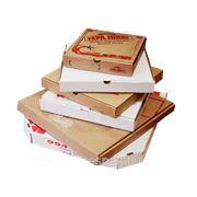 Коробки для пиццы Геленджик фото