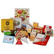 Упаковка для пиццы, пирогов, выпечки (микрогофра) фото