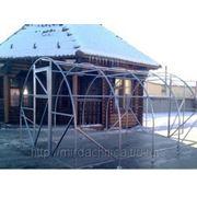 Теплица «Урожай ЭлиТ» 10м без сотового поликарбоната фото