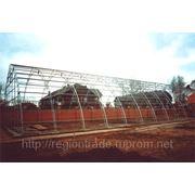 Теплицы из поликарбоната любых размеров и конфигураций фото