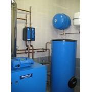 Услуги по установке, пусконаладке и техническому обслуживанию систем горячего водоснабжения коттеджей фото