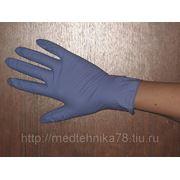 Перчатки нитриловые фото
