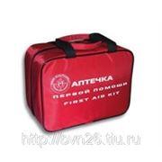 Аптечка для оказания 1-ой помощи работникам (приказ №169н от 05.03.2011г.)(сумка) * фото
