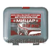 Аптечка нового образца Компакт /Производитель МИЦАР/ фото