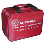 Аптечка для оказания 1-ой помощи работникам приказ № 169н(сумка)
