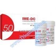 Тест полоски для Глюкометра IME-DC фото