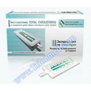 Экспресс тест для определения уровня холестерина фото