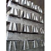 Алюминиевые чушки фото