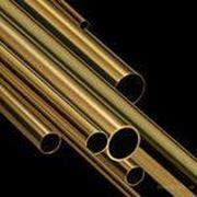 Труба латунная Л68 Л63 фото