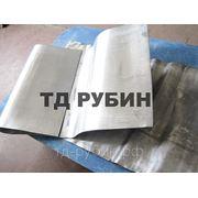 Свинец лист 20х500х1000 мм фото