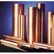 Круг пруток медный медь марок М1 М2 М3 М3р М1М М1т М2Т М2М М3М БрХ1 Бр1Цр фото