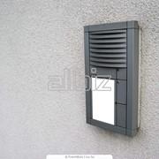 Монтаж домофонных систем фото