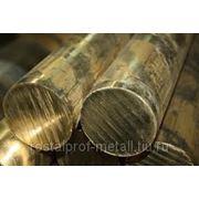 Пруток бронзовый БрАМц 9-2 ф130 фото