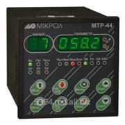 Регулятор микропроцессорный программный МТР-44 фото