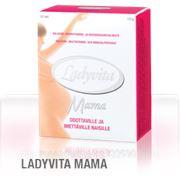 Поливитаминный комплекс для беременных и кормящих Ladyvita Мама фото