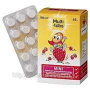 Multi-tabs MINI. Витаминно-минеральный комплекс для детей. 90 табл фото