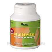 Multivita Мультивита для беременных и кормящих 120 таб. фото