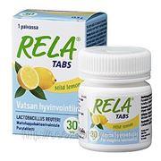 RELA молочно-кислые бактерии (в таблетках) с лимоном 30 табл. фото