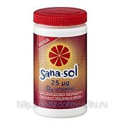Sana-sol D3-vitamiini 25mg, 200шт фото