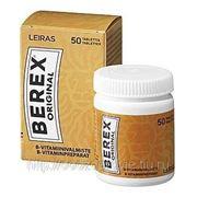 Berex original табл. 50 шт. фото