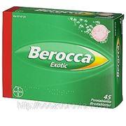 Витамины Берокка Berocca Exotic, 45шт фото