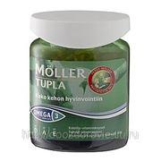 Меллер омега-3 с витаминами А ,Д ,Е(Moller omega-3) Tupla фото