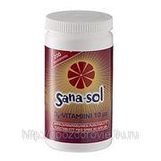 Sana-sol D3-vitamiini 10mg, 200шт фото