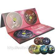ZUMBA фитнес сборник из 7 DVD дисков ОРИГИНАЛ!!! фото