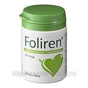 FOLIREN 400 мкг фолиевая кислота 100 таб. фото