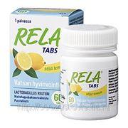 RELA молочно-кислые бактерии (в таблетках) с лимоном 60 табл. фото