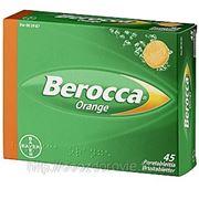 Витамины Берокка Berocca Orange, 45шт фото