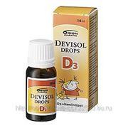 Витамин Д3 DEVISOL фото