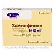 Хайлефлокс таблетки 500мг 5шт фото